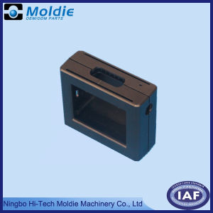 Black Plastic Injection Molding Box pictures & photos