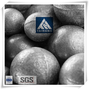 Medium Chrome Cast Grinding Ball with ISO9001 Dia 130mm pictures & photos