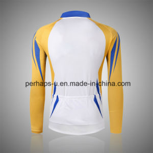 Custom Long Sleeve Cycling Wear with Digital Printing pictures & photos