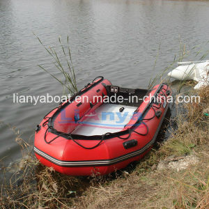 Liya 2-6.5m Dinghy Boat PVC Inflatable Rubber Boat Made in China Sale pictures & photos