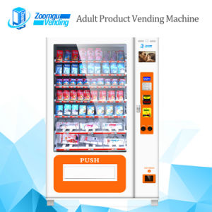 Automatic Vending Machine for Normal Temperature Zg-S800-10 pictures & photos