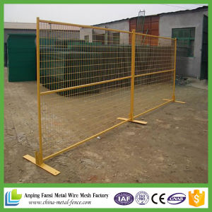 China Supplier Cheap High Quality Canada Used Welded Temporary Fence pictures & photos