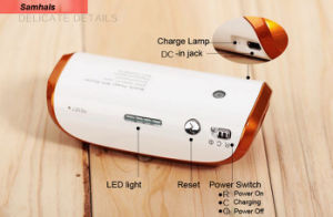Mini Power Bank 3G WiFi Router with Wlans Port (SH-MP001) pictures & photos