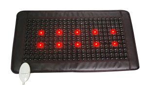 60X160cm Infrared Heat Photon Tourmaline Jade Mattress pictures & photos
