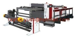 Automatic Paper Reel to Sheet Cutter with Stacker pictures & photos