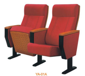 Soft Hall Chair, Auditorium Seating, Theater Seating (YA-01A) pictures & photos