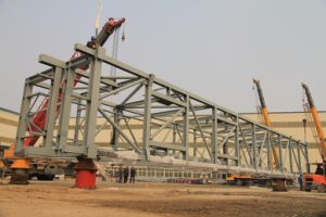 Pre-Assembly Steel Structure (High Quality and Light Type) pictures & photos