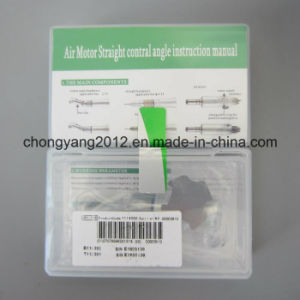 Dental Low Speed Handpiece Contra Angle NSK 1: 1 Contra Angle pictures & photos