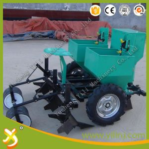 Single Row Potato Planter with Fertilizing pictures & photos