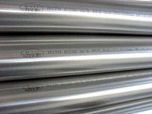 Gr. 9 Titanium Tube