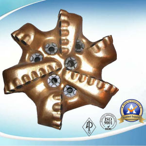 Golden Supplier of China 193.7mm PDC Cutter Diamond PDC Bit for Hard Formation