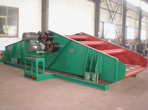Desliming or Dewatering Machine & Equipment (Linear Vibrating Screen) pictures & photos