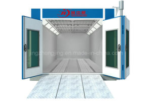 Paint Booth (JZJ-9200) pictures & photos