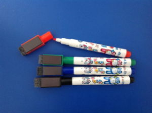 5 PCS Magnetic Whiteboard Marker Set pictures & photos