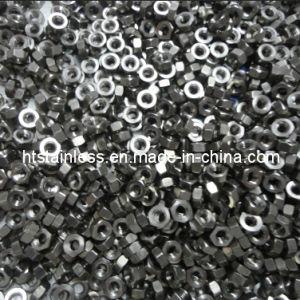 Small Size Machining Titanium Ti2 Hex Nut M4 pictures & photos