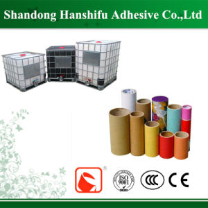 Hanshifu Lower Price Water-Based Paper Tube Glue pictures & photos