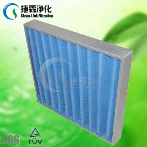Foldaway Medium Efficiency Panel Filter 85% pictures & photos
