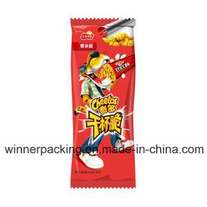 Custom Printed Aluminum Foil Snack Food Bag for Potato Chips