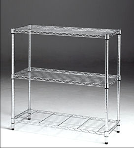 Stainless Steel Wire Shelving Jt-F18 pictures & photos