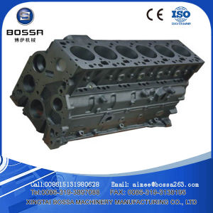 Genuine Diesel Engine Cylinder Block 6HK1 Engine Spare Parts pictures & photos