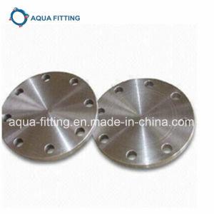 Carbon Steel Blind Flange Flat Steel DIN2527 pictures & photos
