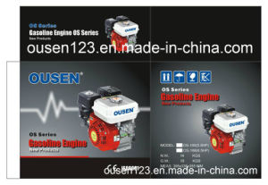 5.5HP Gasoline Engine (OS168F) pictures & photos