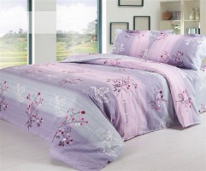 100% Cotton Bed Sheet pictures & photos