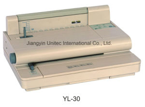 Electric Book Binding Machine Velo Binder Yl-30