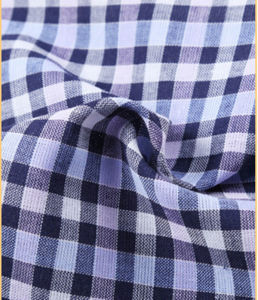 T/C Yarn Dyed Check Design Shirt Fabric pictures & photos