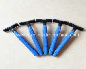 Disposable Shaving Razor /Disposable Razor /Twin Blade Disposable Razor pictures & photos