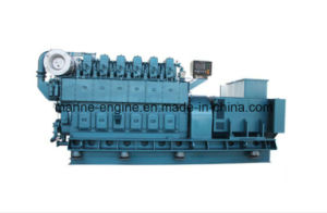 375kVA/300kw Weichai Diesel Marine Generator with  Wp13CD385e200 Engine pictures & photos