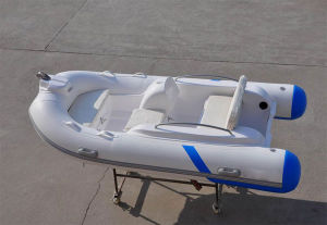 Liya 11FT Inflatable Pleasure Small Rib Rigid Tender Boat (HYP330) pictures & photos