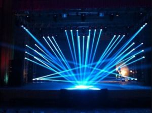2017 New Design Stage Light 17r 350W Moving Head Beam Wash Spot Light pictures & photos