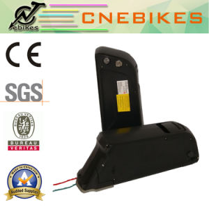48V 10.4ah Downtube Type Lithium Samsung Imported Battery with Charger for Any Bike pictures & photos