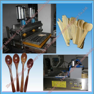 Hot Selling Wooden Spoon Machine / Wooden Spoon Making Machine pictures & photos