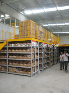 Wareshouse Storage Stainless Steel Mezzanine pictures & photos