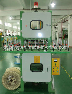 High Speed Cable Wire Winding Braiding Machine Cable Making Machine pictures & photos