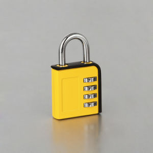 Digital Cipher Padlock for Locksmith Travel Suitcase Combination Lock pictures & photos