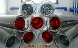 High Efficiency Three Target Vacuum Tube (cu-AL-ss) pictures & photos