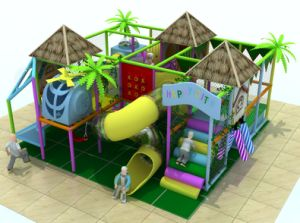 Kids Commercial Indoor Playground Jungle Gym pictures & photos