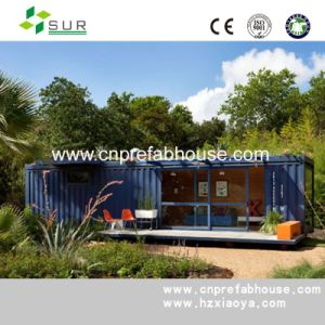 Safe and Low Cost Container House pictures & photos