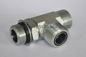 Orfs to Male Pipe 90° Adapter pictures & photos