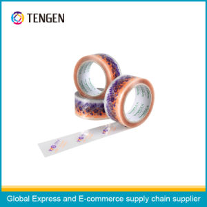 Silent Custom BOPP Packing Self Adhesive Tape pictures & photos