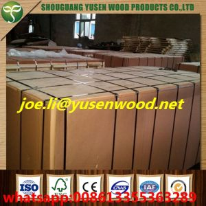 Melamine HDF Plywood Hot Sell in Nigeria Market pictures & photos
