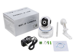 Plug and Play CCTV IR Network PTZ WiFi Camera pictures & photos
