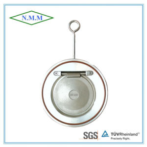 Stainless Steel Thin Single Disc Swing Check Valve pictures & photos