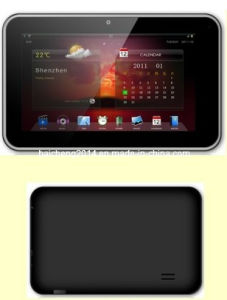 7′′ TFT Tablet PC Capacitive 5 Point Touch Screen (W-703A)