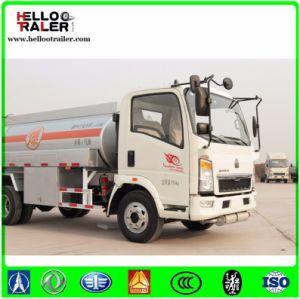 6 Wheelers 10000L Fuel Petroleum Tank Truck pictures & photos