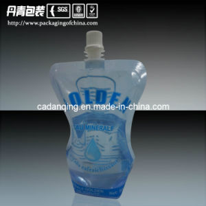 China Manufacturer Water Pouch with Spout pictures & photos