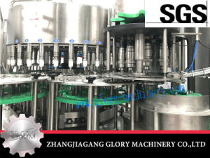 Automatic Soda Water Filling Machine Factory pictures & photos